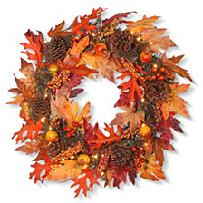 National Tree Harvest Maple Wreath