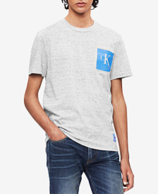 Calvin Klein Jeans Men's Shape Reissue Pocket T-Shirt
