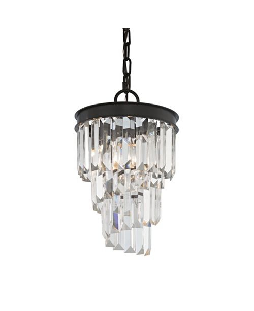 ELK Lighting Palatial Crystal Cascade Pendant