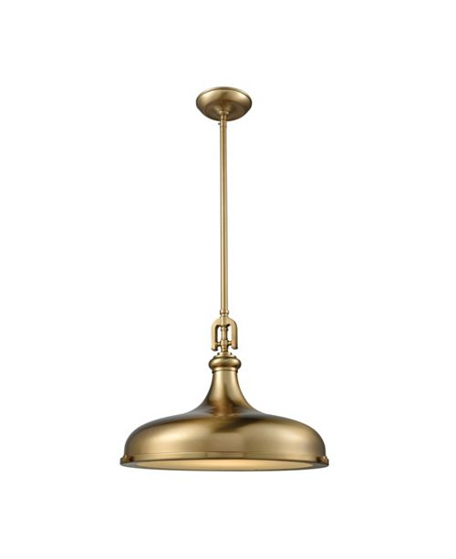 ELK Lighting Rutherford Single Pendant