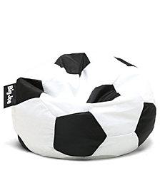 Big Joe Sports Ball Bean Bag Chair, Quick Ship