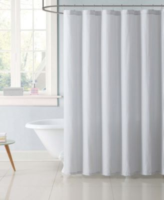 Kids Stripe Shower Curtain