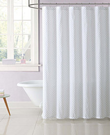 Truly Soft Everyday Dot Shower Curtain