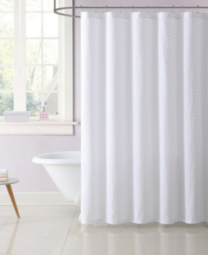 Truly Soft Everyday Dot Shower Curtain Bedding