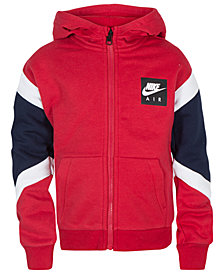 Nike Toddler Boys Colorblocked Zip-Up Hoodie