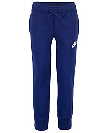 Nike Little Boys Fleece Jogger Pants