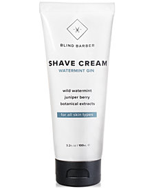 Blind Barber Watermint Gin Shave Cream, 3.2-oz.