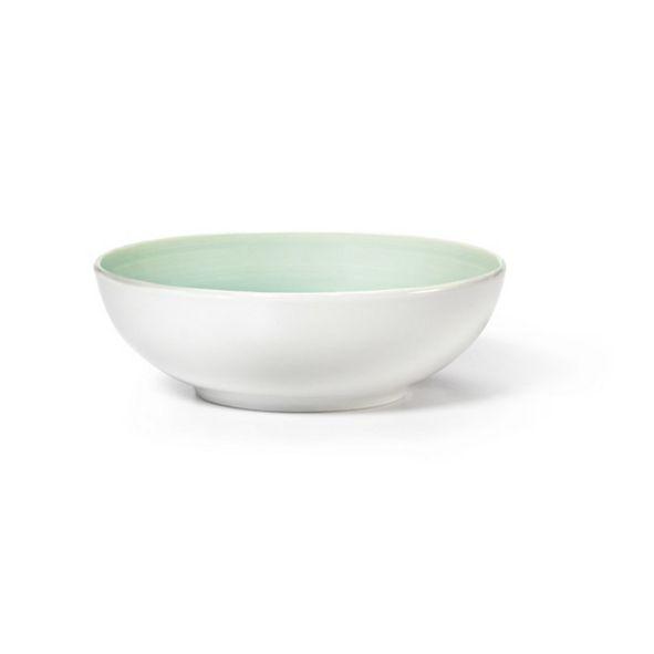 Mikasa Savona Teal Cereal Bowl