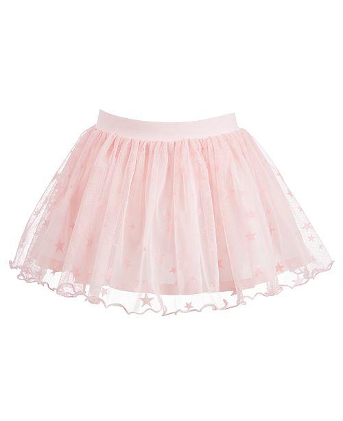 Ideology Little Girls Star-Print Dance Skirt, Created for Macy's
