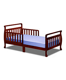 Anna Toddler Bed, Cherry