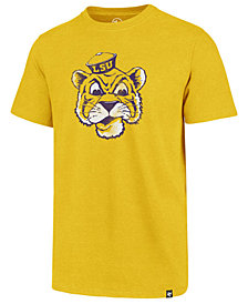'47 Brand Men's LSU Tigers Throwback Club T-Shirt
