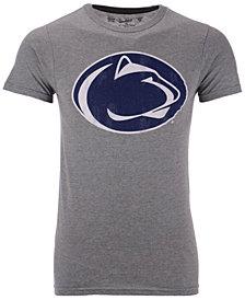 Retro Brand Men's Penn State Nittany Lions Alt Logo Dual Blend T-Shirt