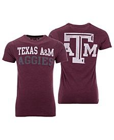 Men's Texas A&M Aggies Team Stacked Dual Blend T-Shirt