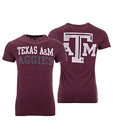 Retro Brand Men's Texas A&M Aggies Team Stacked Dual Blend T-Shirt