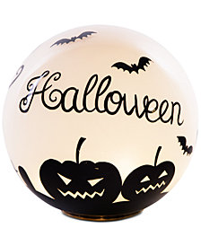 Home Essentials Halloween Globe