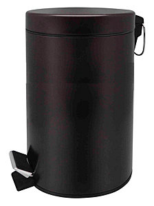 Home Basics 20 Liter Round Waste Bin