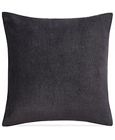 Keeco Heathered Velvet Square Decorative Pillow Collection
