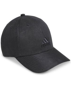 ADIDAS WOMEN SATURDAY SUEDE CAP
