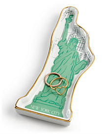 Rosanna Statue of Liberty - Shaped Tray 6""