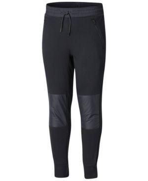 COLUMBIA Men'S Bugasweat Jogger Pants, Black