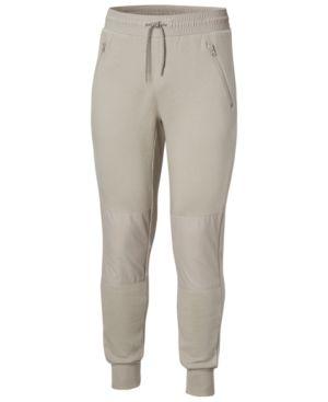 COLUMBIA Men'S Bugasweat Jogger Pants, Grey in Flint Grey