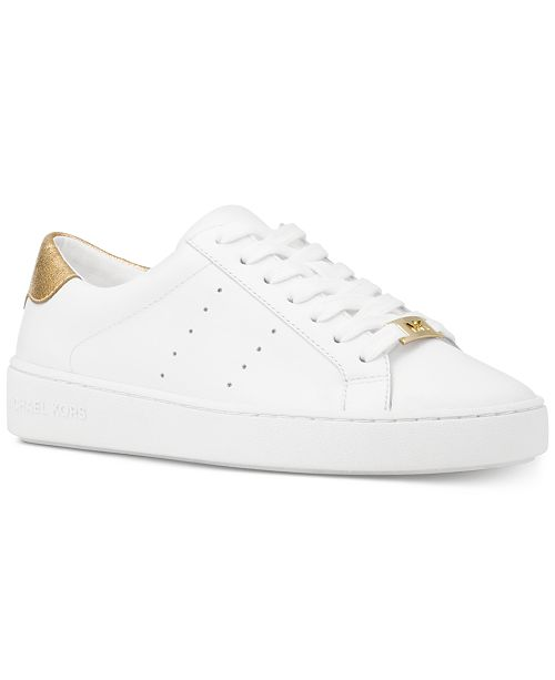 2d2dc0cec36c Michael Kors Irving Lace-Up Sneakers & Reviews - Athletic Shoes ...