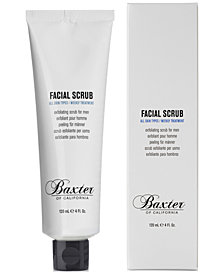 Baxter Of California Facial Scrub, 4-oz.