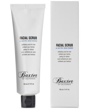 Baxter Of California Facial Scrub, 4-oz.
