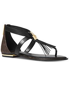MICHAEL Michael Kors Winslow Flat Sandals