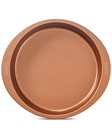 "Nonstick Copper 9"" Cake Pan"