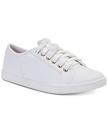 American Rag Melina Lace-Up Sneakers, Created For Macy's