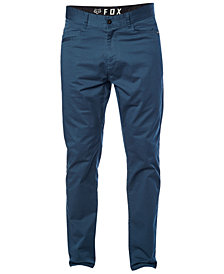 Fox Men's Stretch Chino Pants