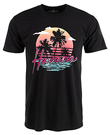 American Rag Men's Havana Vice Graphic T-Shirt, Created for Macy's