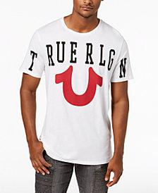 True Religion Men's Logo Graphic T-Shirt