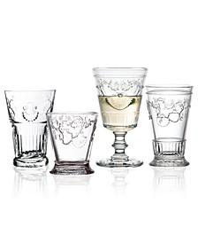 Versailles Drinkware Collection