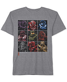 Jem Big Boys Halo Meg Nine Graphic T-Shirt