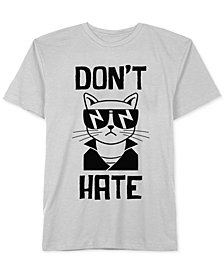 Jem Big Boys Don't Hate Graphic Cotton T-Shirt