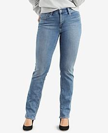 Women's 505 Straight-Leg Jeans