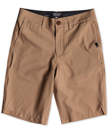 Quiksilver Big Boys Union Amphibian Shorts