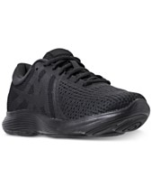 a839e9f51 Nike Men s Revolution 4 Wide Width (4E) Running Sneakers from Finish Line