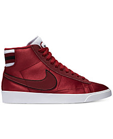 Nike Women's Blazer Mid Premium Casual Sneakers from Finish Line