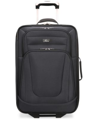 """Epic 21"""" Expandable Two-Wheel Carry-On Suitcase"""