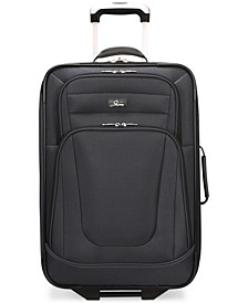 "Epic 21"" Expandable Two-Wheel Carry-On Suitcase"