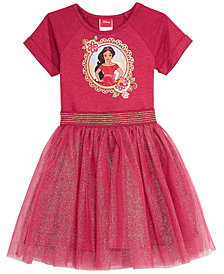 Disney Little Girls 2-Pc. Elena Dress & Skirt Set