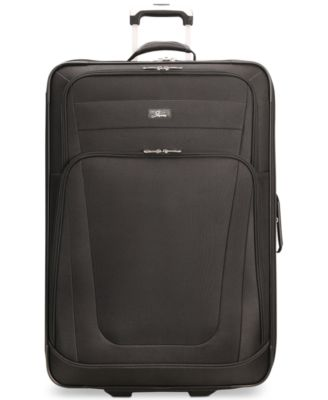 "Epic 28"" Expandable Two-Wheel Suitcase"