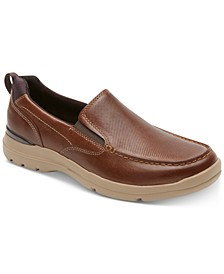 Men's City Edge Leather Slip-Ons