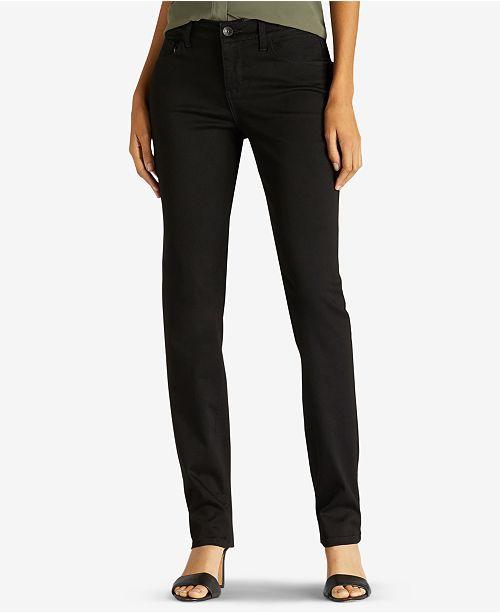 1bf4094782793 Lee Regular Fit Secretly Shapes Straight Leg Jean   Reviews - Jeans ...