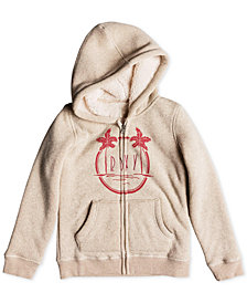 Roxy Big Girls Fleece-Lined Hoodie