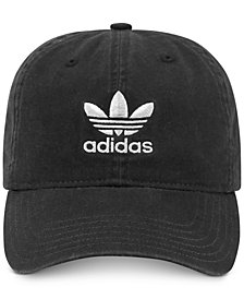 adidas Originals Cotton Strapback Baseball Hat