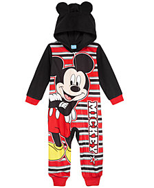 AME Toddler Boys 1-Pc. Mickey Mouse Pajamas